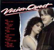 VISION QUEST - USA SOUNDTRACK VINYL PROMO LP
